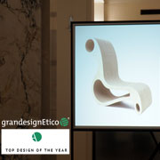 Giorgio Caporaso riceve il premio Top Design of the Year per il sistema X2Chair