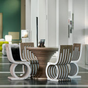 Ecodesign Collection Lessmore di Giorgio Caporaso al MO.OM Ecohotel