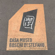 The Boschi Di Stefano Museum-Home in via Jan 15 is the site of an exhibition of a splendid collection of 20th century Italian art and has become a reference point for the art and culture of Milan, with new and unpublished proposals