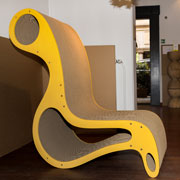 Chaise-longue X2ChairEasy di Lessmore progettata da Giorgio Caporaso, vincitrice del premio 'Top Design of The Year' 2018. Photo Daniela Berruti