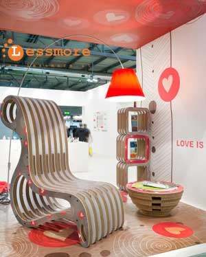 X2Chair byLessmore at ViscomLive