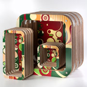 Cardboard Xmas Edition by Lessmore